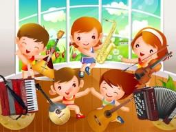 Юные музыканты!