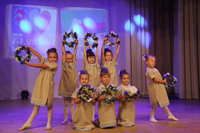 19 сентября прошел концерт посвященный 75-летию Гродненской области.