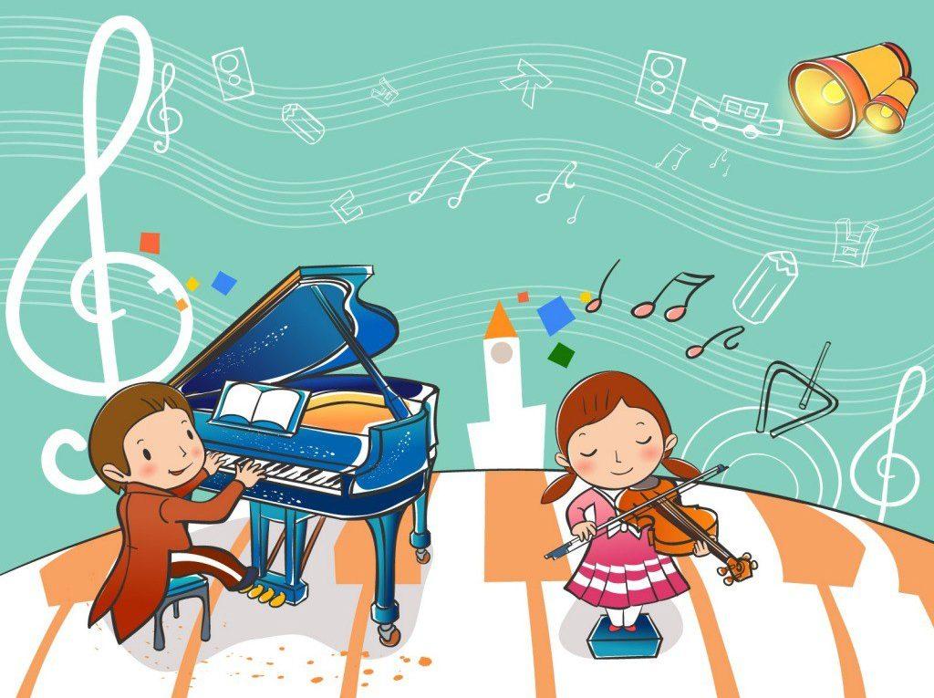 10 причин отдать ребенка в музыкальную школу!