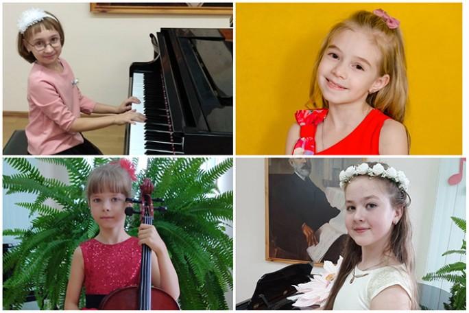 Ни минуты без дела: учащиеся Мостовской детской школы искусств успешно выступили в международном онлайн-конкурсе