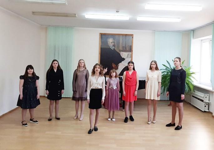 Учащиеся школы успешно выступили в открытом патриотическом конкурсе