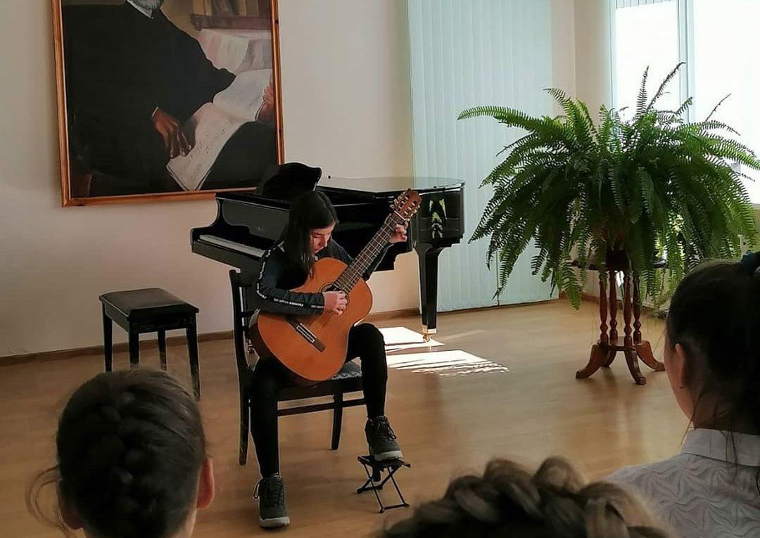 Общешкольный конкурс «Музыка для всех»