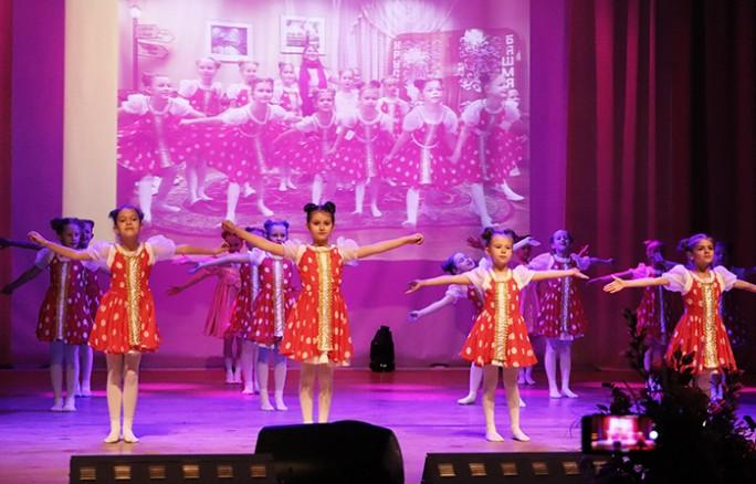 ОтчётныйконцертМостовской детской школы искусств