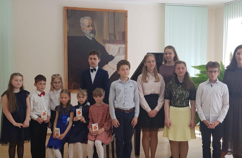 Академический концерт класса учителя Плишань Аллы Борисовны