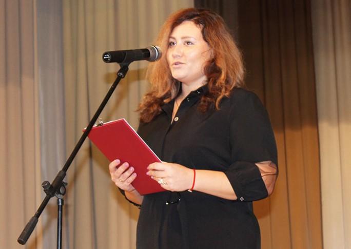 Заведующий сектором культуры Анастасия Полуйчик: Работники культуры – люди творческие, вдохновлённые и талантливые
